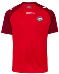 COB Rockets Paderno Coaches T-Shirt Red