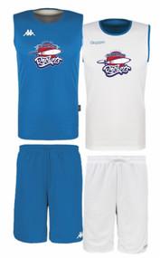 COB Rockets Cairosi Adult Reversible Set Blue/White