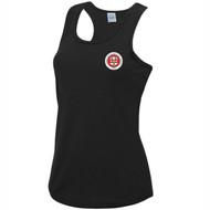 Birmingham Moseley Netball Club Women's Black Vest