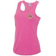 Birmingham Moseley Netball Club Women's Pink Vest