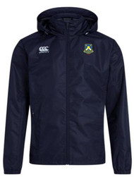 OHRFC Adult CCC Club Full Zip Rain Jacket Navy