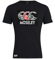 Moseley Women's Black CCC Graphic T-shirt