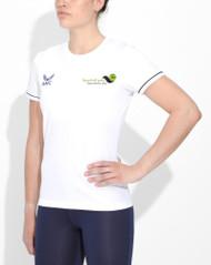 AMC Core Women's White Training Tee