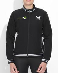 AMC Core Women's Black Track Jacket