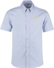 Uttoxeter Light Blue Short Sleeve Shirt