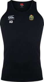 Harborne RFC CCC Black Club Singlet