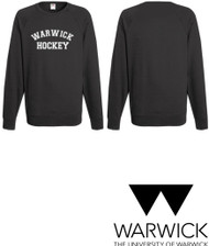 Warwick Uni Ladies Hockey Roundneck Sweatshirt