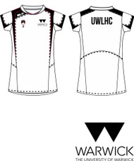 Warwick Uni Ladies Hockey Training Tee
