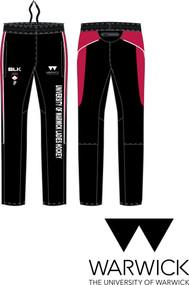 Warwick Uni Ladies Hockey Track Pants