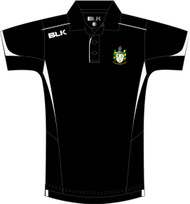 Scunthorpe Rugby – TEK V Polo, Black - Junior