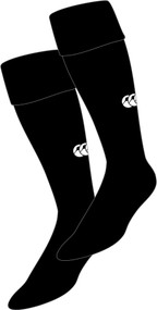 Moseley College Academy Black Team Sock
