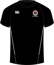Moseley College Academy Black Team Dry Tee