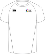 GKC White Dry Tee Junior