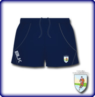 OXFORD HARLE  - BLK T2 RUGBY SHORTS - NAVY