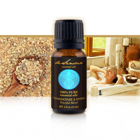 FRANKINCENSE & MYRRH Essential Oil Blend