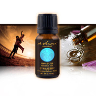 "SYMMETRY, Grounding and Balancing Blend – Helps Relieve Stress, Anxiety and ""The Blues"". Gives Inner Peace, Harmony and a Sense of Wellbeing and Balance"