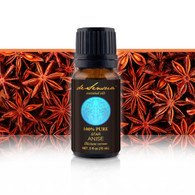ANISE STAR ESSENTIAL OIL - of 100% Proven Purity - Most Popular as a Respiratory Bug-Buster with Enhanced Digestion