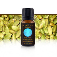 CARDAMOM ESSENTIAL OIL - of 100% Proven Purity - Most Popular as an Aphrodisiac!