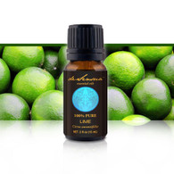 LIME ESSENTIAL OIL - of 100% Proven Purity - Most Popular for Anti-Aging and an Amazing Immune Booster!