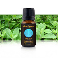 MARJORAM ESSENTIAL OIL - of 100% Proven Purity - Most Popular for Stress and Anxiety Relief