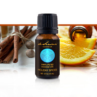 desensua Holiday Spices Essential Oil Blend