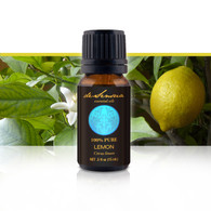 Premium Lemon, 15 ml-100% Pure Essential Oils
