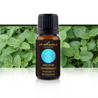 Premium Peppermint Oil, 15 ml-100% Pure Essential Oils | DeSensua