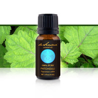 PATCHOULI ESSENTIAL OIL - of 100% Proven Purity - Most Popular for Mood Enhancer and Relaxation