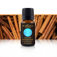 CINNAMON BARK ESSENTIAL OIL - of 100% Proven Purity - Most Popular for Immune Boosting and Circulation