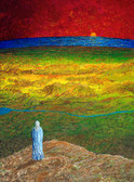 Moses on Nebo
