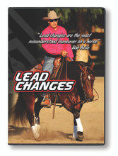Lead Changes AVV-103 The steps that help you teach your horse the correct way to change leads while avoiding the development of bad habits along the way. 58 mins.