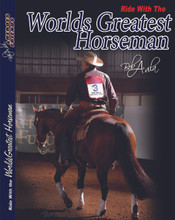 Ride with The World's Greatest Horseman AVV-105 In this DVD Bob walks you through everything he does to prepare his horses to compete, both mentally and physically. In addition, Bob takes you through several Reining and Reined Work patterns and reveals his secrets to showing horses for both longevity and success. This is a must see for anyone who wants to compete. 74 mins.