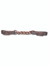 """Curb Strap AVCS  Total Length: 11 ¾"""", Chain Length: 3 ¾"""", Width:  3/8"""""""