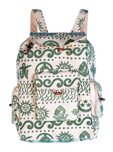 "P8-5  -  Wave Back Pack 16"" x 18"""