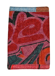 P9-5  -  Cotton Rice Wallet Assorted Colors