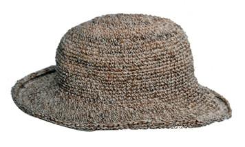 PHC  -  Hemp Hat 60%/40% with secret pocket