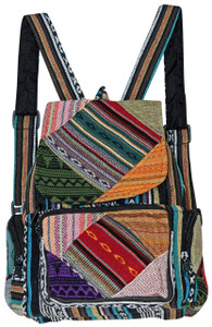 X5-11 - Patch Hobo Back Pack