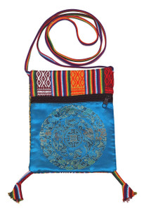 "X7-8 - Mandala Bhutani - 7""x 8.5"""