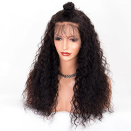 150% Density Breathable Deep Curls Lace Front Wig