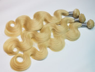 #613 Blonde Brazilian Hair Extensions
