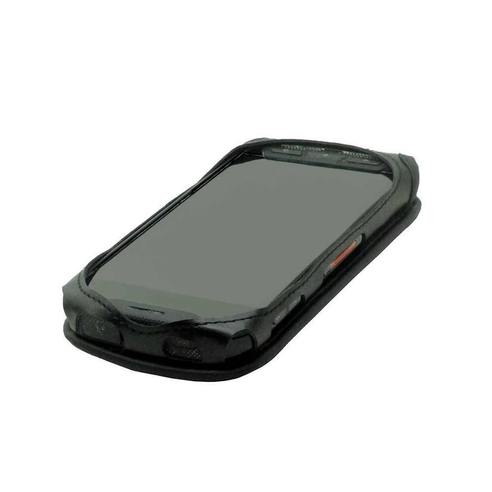 Heavy Duty Leather Case for the Kyocera DuraForce PRO E6800 by Wireless  PROTECH