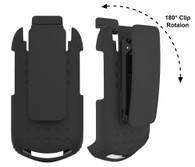 DuraXV/XTP Case with Clip, Holster for Kyocera DuraXV/XTP E4281 E4520