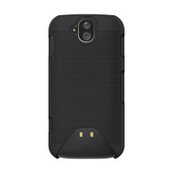 Kyocera DuraForce PRO E6810, E6820, E6830 Hard Rubberized Shell Cover Case by Wireless PROTECH