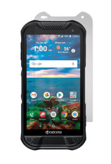 Gadget Guard Black Ice Edition,  Anti Reflective Temperd Glass Screen Protector for the Kyocera  DuraForce Pro 2 (E6910)