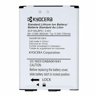 Kyocera SCP-65LBPS Standard Battery for the DuraForce XD E6790 - 3700mAh 3.55V