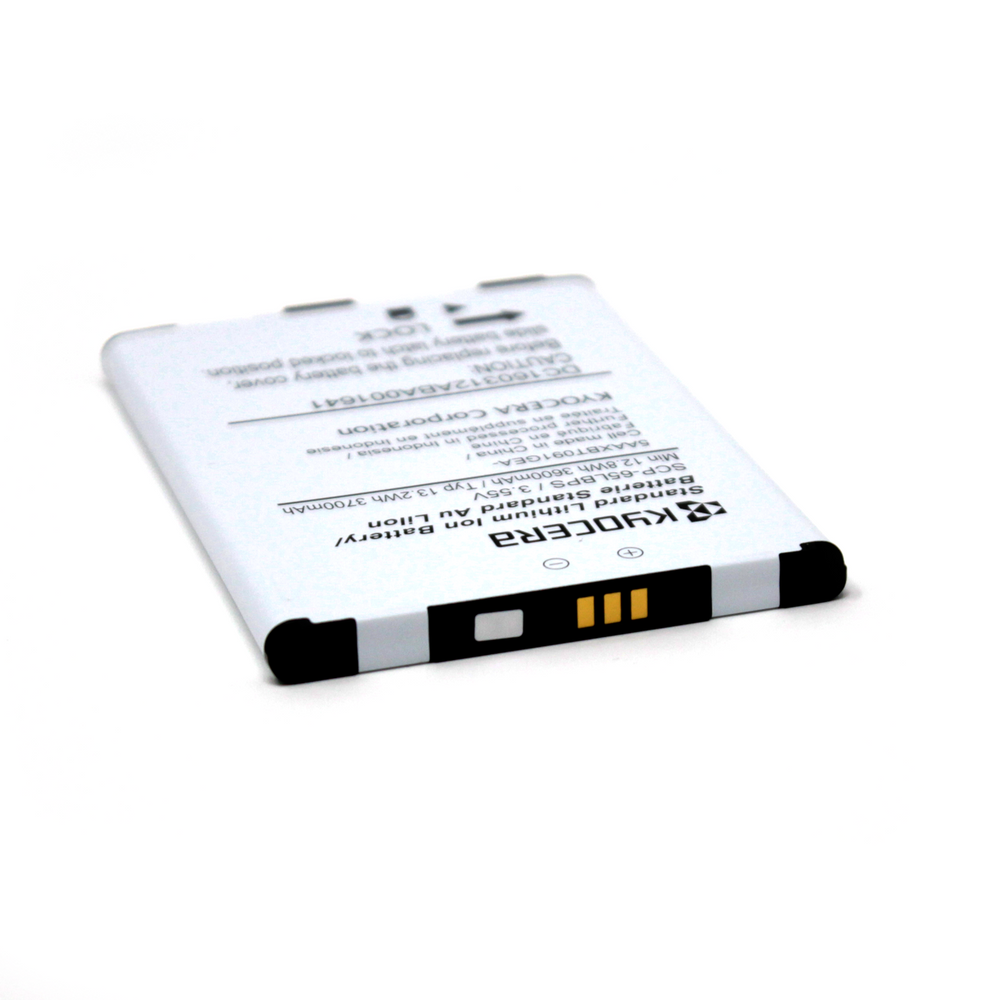 Kyocera SCP-65LBPS Standard Battery for the DuraForce XD E6790 - 3700mAh  3 55V