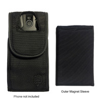Kyocera DuraForce PRO 2 Case Ballistic Nylon Body Cam Case with Magnet Sleeve by Wireless ProTECH