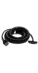 Magnetic USB to Standard USB Coiled Data Cable for  Sonim XP5 XP6 XP7