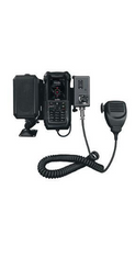 GPSLockbox Professional Install Vehicle Kit with Optional Locking Cradle for Sonim XP5S (XP5800)