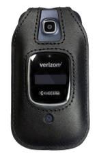Kyocera Cadence Case, Wireless ProTECH Heavy-Duty leather Case Swivel Belt Clip, for Kyocera Cadence phone S2720
